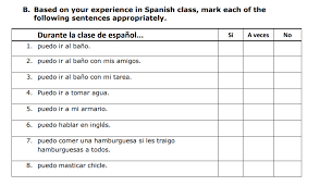 May I Use The Bathroom In Spanish A Day Or Week U2026or Month In The Life Of A Sr Wooly Song