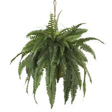 Faux Outdoor Bushes Artificial Ferns Fake Ferns Faux Silk Ferns