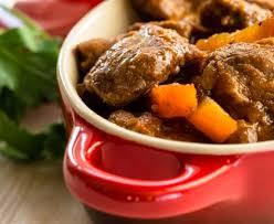 cuisiner la joue de porc marmiton le boeuf carottes recette de le boeuf carottes marmiton