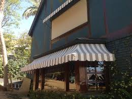 Side Awnings Stationary Awnings In Los Angeles Aero Shade