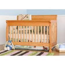 honey oak crib baby fever pinterest babies baby furniture