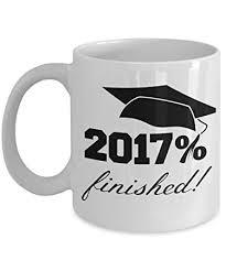 graduation mug seniors class of 2017 graduation gift mug for him or
