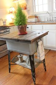 Farm Table Kitchen Island by 25 Best Rustic Kitchen Tables Ideas On Pinterest Diy Dinning