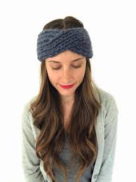 knitted headband hide untamed hair with knit headband patterns knit patterns