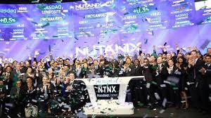 La Bourse Doute De La Nutanix Fait Ses Premiers Pas En Bourse