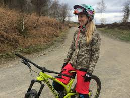 gore womens waterproof cycling jacket singletrack magazine review gore power trail lady print