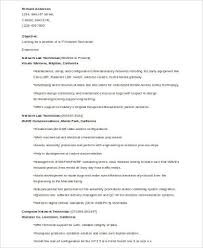 Example Technical Resume by Technical Resume Examples