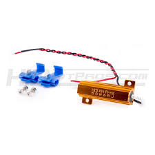 led headlight bulbs hb3 hb4 bulb canbus load resistor anti flicker