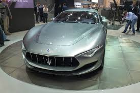 2017 maserati alfieri maserati alfieri makes production evo