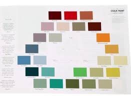 annie sloan colour cards deco inspiration for eco friendly