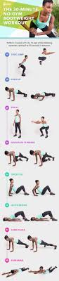 8 bodyweight exercises to try in your room greatist