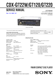 sony xm c1000 sm service manual download schematics eeprom