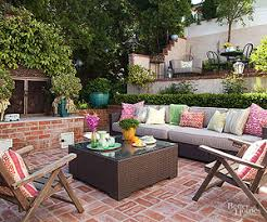 Outdoor Spaces Design - 8 tips for choosing patio furniture