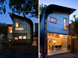 compact house design eco friendly compact house in australia by tandem design studio