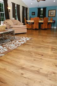 Sand Hickory Laminate Flooring Extra Wide Plank Laminate Flooring