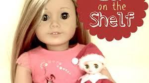 on the shelf doll diy american girl doll on the shelf