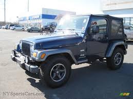 patriot jeep blue 2004 jeep wrangler x 4x4 in patriot blue pearl photo 4 730783