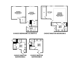 beazer homes floor plans 2005