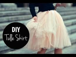how to make tulle skirt modamob and michael costello diy tulle skirt tutorial picmia