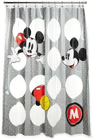 Micky Mouse Curtains by 24 Best Mickey Mouse Shower Curtain Images On Pinterest Mickey