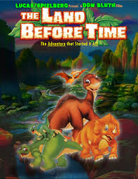 the land before time movie poster remake by pikaturtle on deviantart