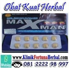 obat kuat herbal maxman asli paten di bandung