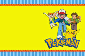 Birthday Card Invitations Ideas Awesome Pokemon Card Invitations 11 On 1st Year Birthday