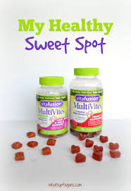 vitafusion gummy vitamins for adults my healthy sweet spot