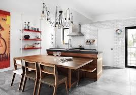 cuisine style indus cuisine style industriel loft fabulous salon salle manger cuisine