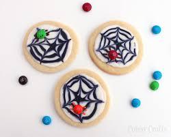 m u0026m u0027s spider cookies and halloween floats cutesy crafts