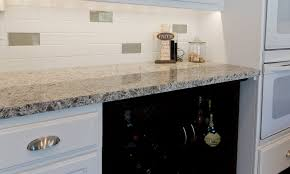 glass backsplash tiles with silestone countertops u2014 decor trends