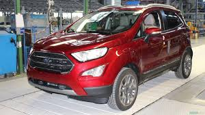ford ranger ford of europe ford media center ford starts producing its ecosport suv in europe