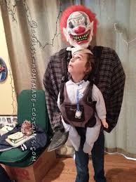 Halloween Costumes Ten Boys Illusion Baby Snatcher Costume Boy