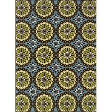 amazon com oriental weavers 8328w caspian outdoor indoor area