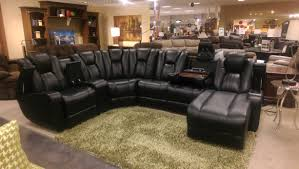 Furniture Amazing Leather Sofa By Synergy Home Furnishings - Home furnishing furniture
