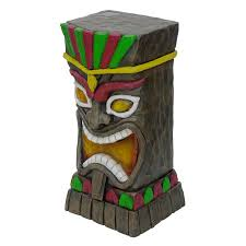 Lowes Moreno Valley by Shop Garden Treasures 23 In Tiki Garden Statue At Lowes Com