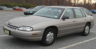 1995 chevrolet lumina information and photos momentcar