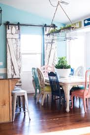 Ways To Hang Curtains 21 Fresh Ways To Incorporate Barn Doors Into Your Home Hang