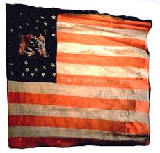 New Jersey State Flag Colors Page 4 Of Civil War Regiment Flags Resources Militia Museum Of