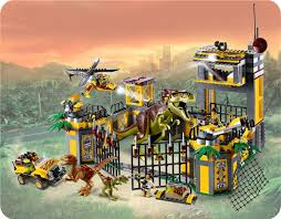 lego jurassic park jeep velociraptors the jurassic adventures of raptor dash page 6