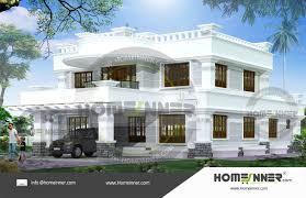 Single Floor Home Front Design 4 Bhk Home Design Archives Indianhomedesign Com