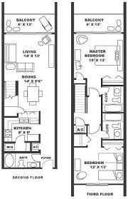 narrow house floor plans floor plans for houses valine