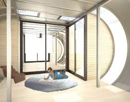 modular home interiors prefab friday bicycle rack inspired modular home house arc