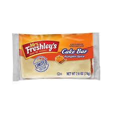 Mrs Freshley s Orange Cupcakes Twin Pack 4oz 113g American Fizz