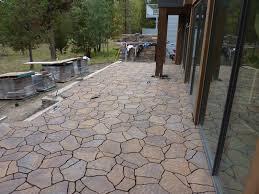 Flagstone Pavers Patio Pictures Of Paver Patios Patio Pavers Patio Design Ideas Brick