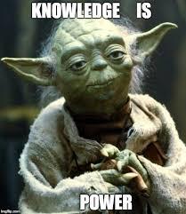 Meme Knowledge - star wars yoda meme imgflip