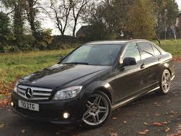 mercedes c220 cdi sport amg 2008 full service history hpi clear p