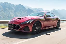 maserati car 2018 maserati granturismo 2018 facelift review auto express