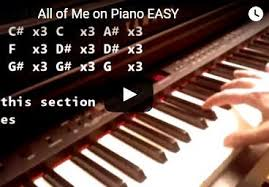 tutorial piano simple easy piano songs piano tutorials and lessons for beginners