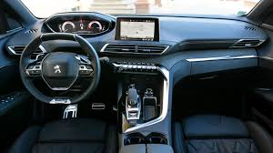 peugeot 3008 interior peugeot 3008 1 6 bluehdi 120 s u0026s allure 2016 review by car magazine